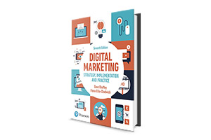 Digital Marketing, Chaffey