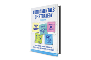 Fundamentals of Strategy, Johnson